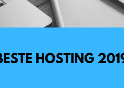 beste hosting 2019